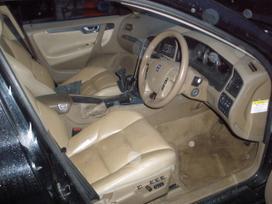 Volvo V70. R17 ratai sviesus odinis salonas
