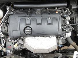 Peugeot 207 по частям. 1,6 benzinas  automatas