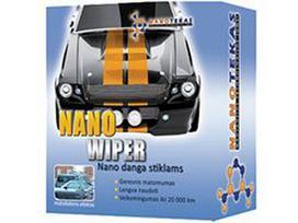 Nanodanga automobilio priekiniam stiklui