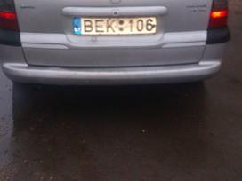 Opel Vectra dalimis. Skambinti šiais