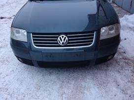 Volkswagen Passat dalimis. Passat b 5+ tdi