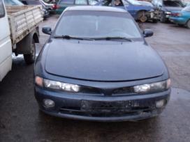 Mitsubishi Galant. Dalimis