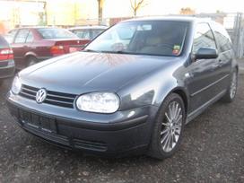 Volkswagen Golf. Vw golf 1,9tdi 81kw dalimis