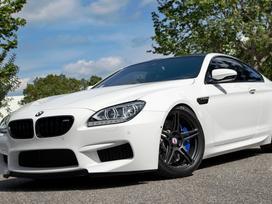 Bmw M6. Naujos originalios automobilių dalys