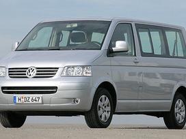 Volkswagen Caravelle dalimis