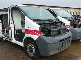 Renault Trafic dalimis. Prekyba originaliomis