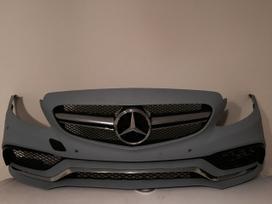 Mercedes-benz C klasė bamperiai, žibintai,