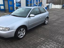 Audi A3. Audi a3 1,9tdi automatas dalimis