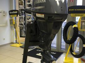Yamaha F25, keturtakčiai pakabinami