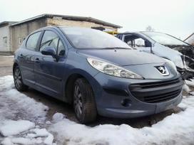 Peugeot 207 по частям
