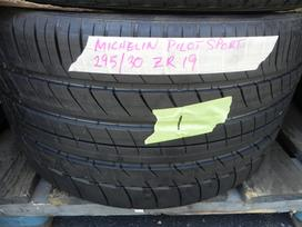 Michelin Pilot Sport, vasarinės 295/30 R19