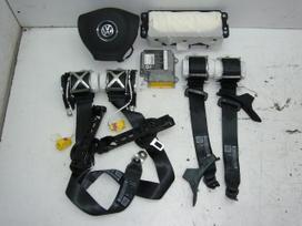 Volkswagen Scirocco dalimis.  vilnius - kaunas