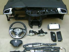 Citroen DS4 for parts.  vilnius - kaunas