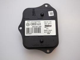 Audi Q5 žibintai, lemputės