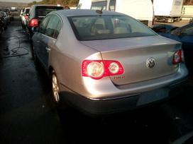 Volkswagen Passat. Vw passat b-6 turime 2