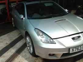 Toyota Celica. Toyota celica 1.8 benzinine
