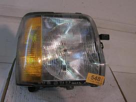Suzuki Wagon R+. Desines puses priekinis