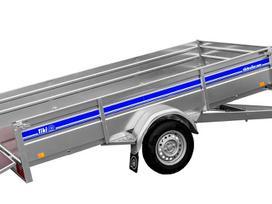 Tiki Treiler Cs300-lh, lengvųjų automobilių