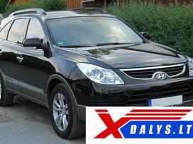 Hyundai ix55 dalimis. Jau dabar e