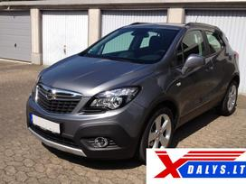 Opel Mokka dalimis.   bene