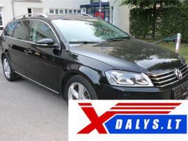 Volkswagen Passat Alltrack dalimis.