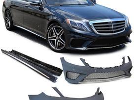 Mercedes-benz S klasė. S65 amg style paketai,