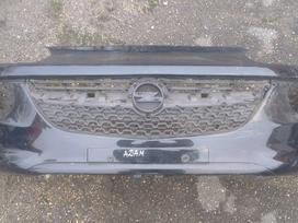 Opel Adam bamperiai
