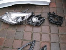 Mazda 5. - veidrodeliai- slenkstis-