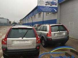 Volvo XC90. Turime ir daug kitų automobilių dalimis.  volvo