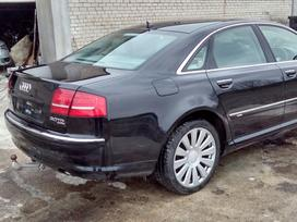 Audi A8 dalimis. S apdaila, galinis dangtis