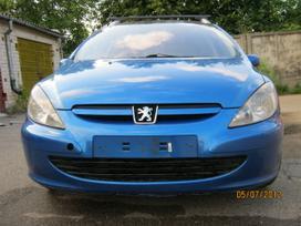 Peugeot 307 по частям. Turime 1.6 80kw..2.0 66  ir 81 kw.siemens