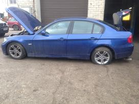 BMW 318. Bmw 318 d 2007m varilis n4720a, lieti ratai, dalimis