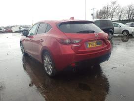 Mazda 3 dalimis. Is anglijos, abs, lieti