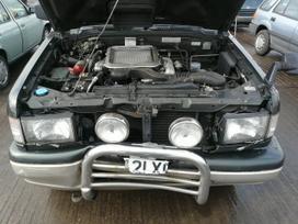 Opel Monterey. Viskas veikia be priekaistu.