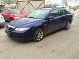Mazda 6. Naudotos automobiliu dalys