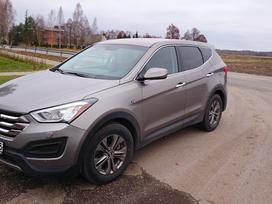 Hyundai Santa Fe, 2.4 l., visureigis