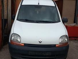 Renault Kangoo. Renault kangoo, 2001 m., 1,9