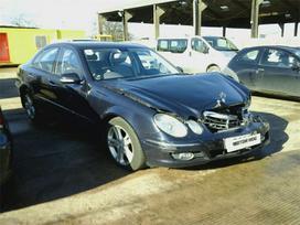 Mercedes-Benz E280 dalimis. www.autolauzynas.lt prekyba
