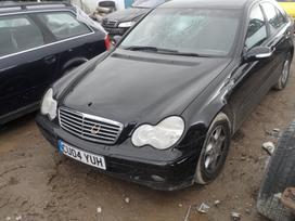 Mercedes-benz C180 dalimis. Variklio kodas