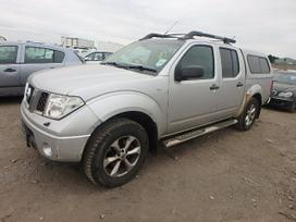 Nissan Navara for parts. Rida 75000myliu.