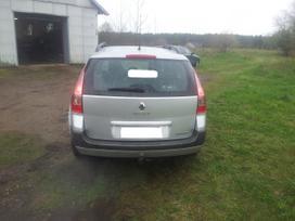 Renault Megane. Europa 78kw siemens kuro
