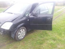 Opel Meriva. Engine z16se kablys, šildomos
