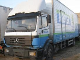Mercedes-benz Sk Vario Atego Ecopower 814 81,