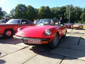 Alfa Romeo Spider, kabrioletas / roadster