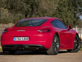 Porsche Cayman dalimis. ! naujos