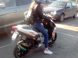 Piaggio Nrg, motoroleriai / mopedai