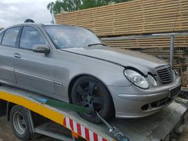 Mercedes-benz E klasė. E220,e270,e280,e320