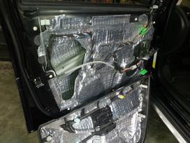 Garso aparatūros montavimas, vibro izoliavimas