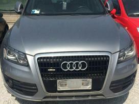 Audi Q5. Europa, ziemines padangos.siunčiame