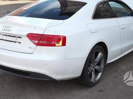 Audi A5 dalimis. Audi a5 (8t), 2011 m., 2